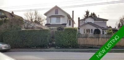 Point Grey House for sale:  4 bedroom 2,262 sq.ft. (Listed 2021-02-24)