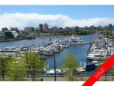 Yaletown Townhouse for sale: Quaywest 2 & Den 1,562 sq.ft. (Listed 2016-05-17)